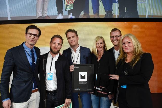 Grand Prix Årets Kampanj 2015