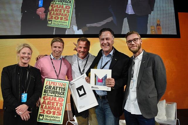 Guld Årets Kampanj 2015